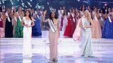 Miss Inde met le monde à ses pieds