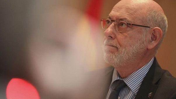 Muere en Argentina el fiscal general de España José Manuel Maza