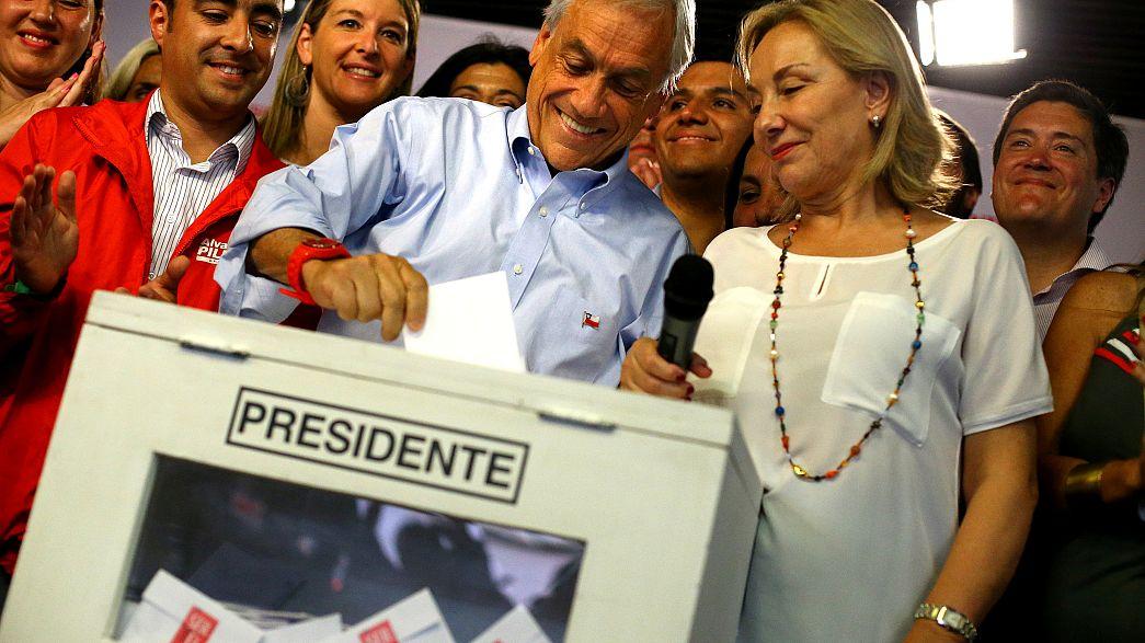 Les électeurs chiliens appelés aux urnes