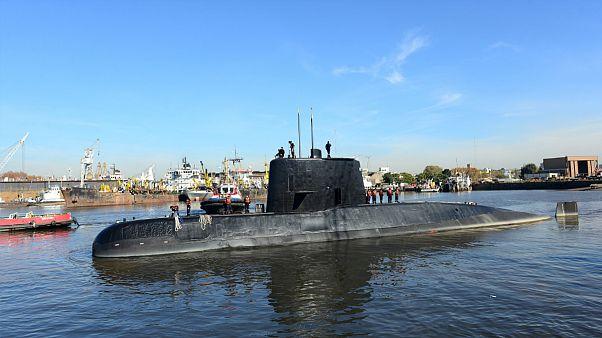 وزرات دفاع آرژانتین: سیگنالها احتمالا از زیردریایی ناپدید شده است
