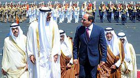 وزرای عرب با هدف مقابله با ایران و حزبالله در قاهره گردهم آمدند