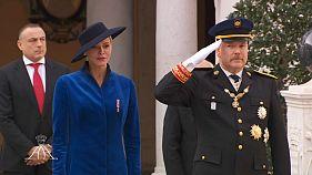 Монако отмечает Национальный праздник