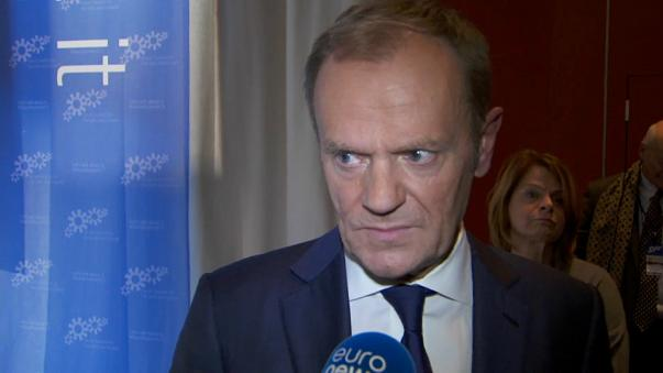 "Tusk says Polish government following ""the Kremlin's plan"""