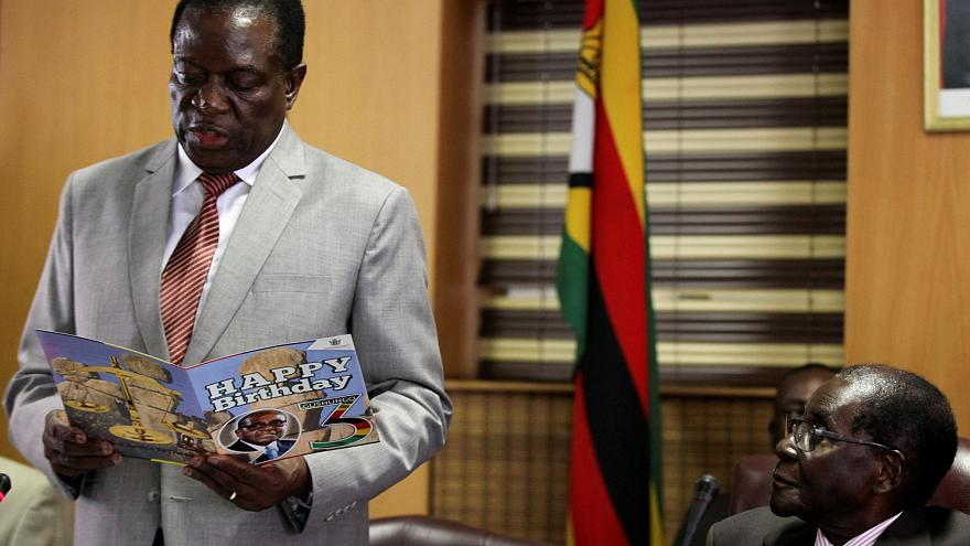 Does Mnangagwa mean real change?