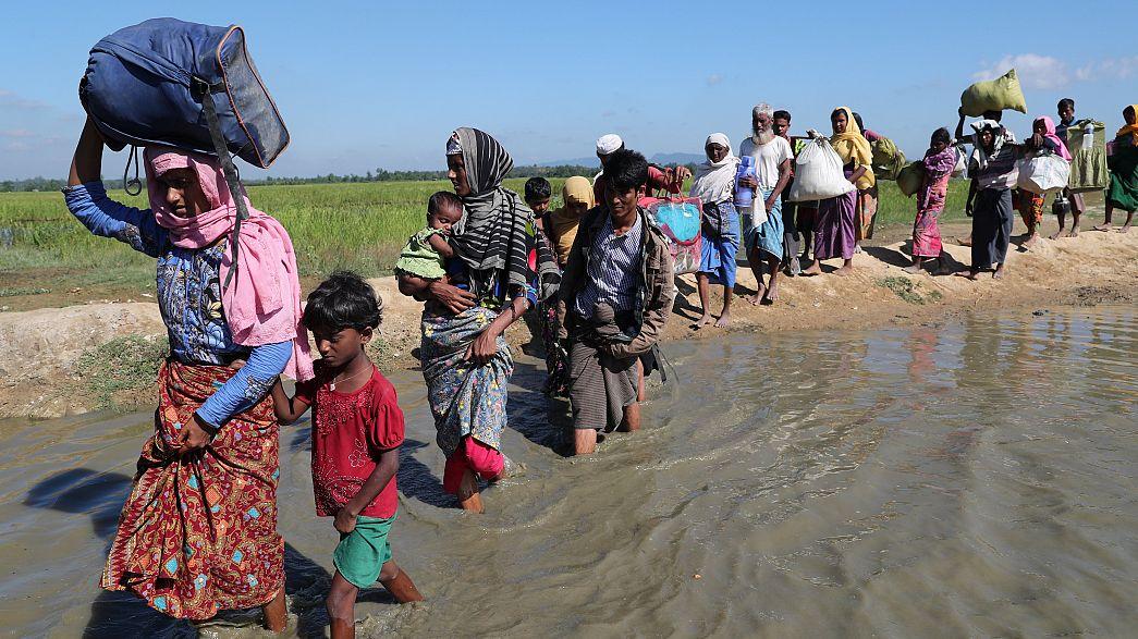 Myanmar ve Bangladeş Arakanlı mülteci krizine çözüm arıyor