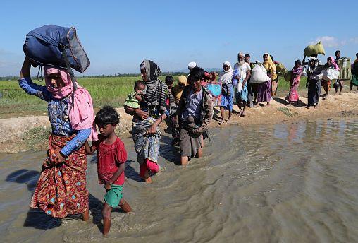 Кризис рохинджа: ЕС за диалог