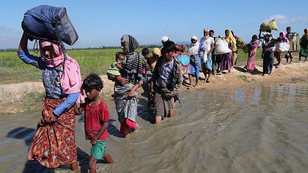 Bangladesh e Myanmar negoceiam solução para a crise dos rohingyas