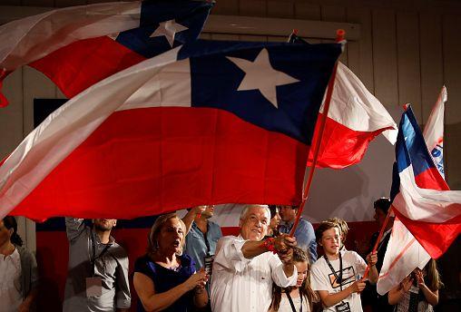 Cile: Sebastián Piñera al ballottaggio con Alejandro Guillier