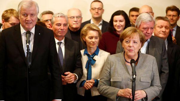 Új választások jöhetnek Németországban