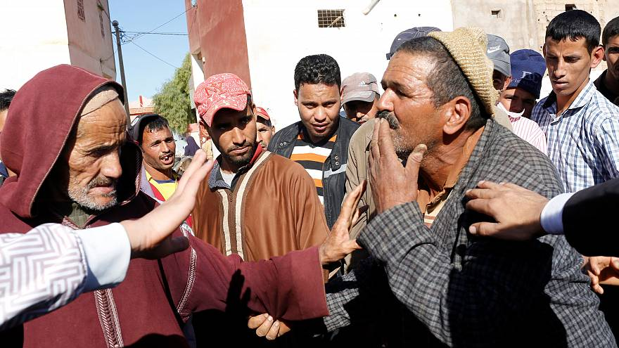 Morocco: 15 people killed in food-aid crush