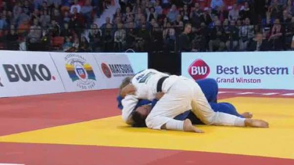Judo Grand Prix: The Hague