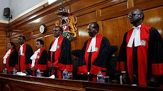 Kenya : la Cour suprême valide la réélection d'Uhuru Kenyatta