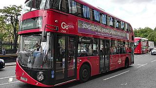 London buses get a shot of coffee