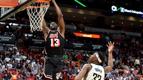 3. Sieg in Folge: Pacers überraschen in Miami
