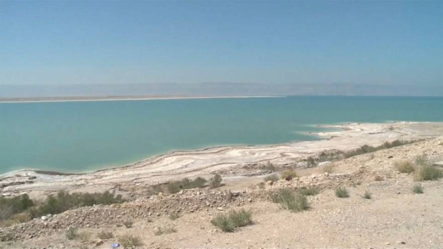 İsrail'den 'Ölü Deniz-Kızıl Deniz Projesi'ne şartlı onay