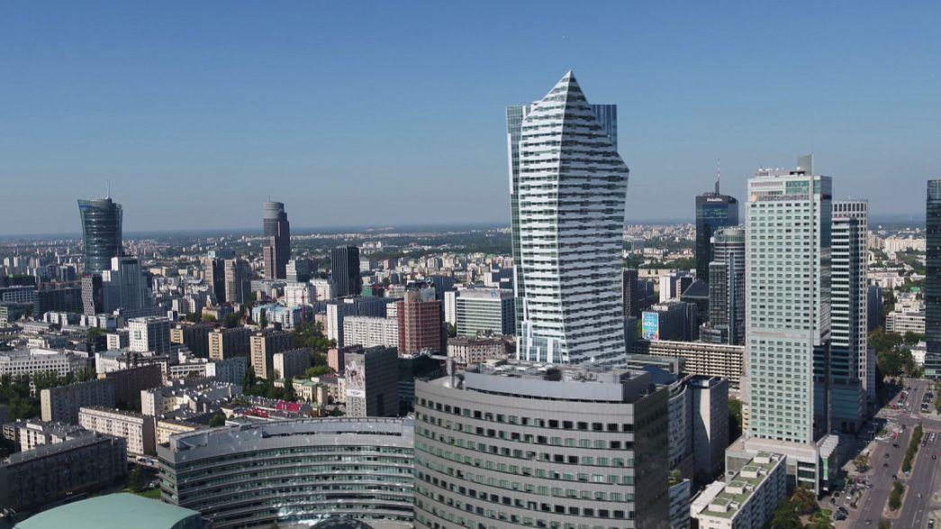 Varsóvia é um dos principais destinos para fazer negócios