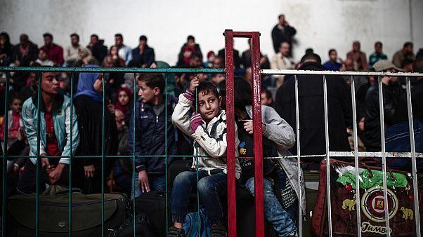Refah Sınır Kapısı'ndan geçişler iki gün daha uzatıldı