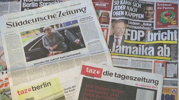 La encrucijada política de Alemania