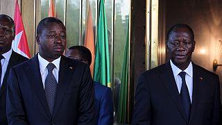 Le président togolais Faure Gnassingbé attendu à Abidjan ce lundi