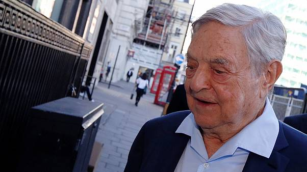 Hungary and Soros' war of words heats up