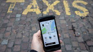 Uber 24 bin adet sürücüsüz Volvo sipariş etti