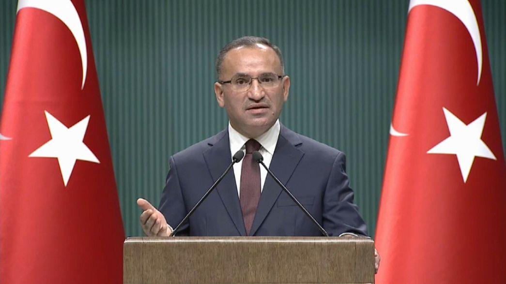 Bozdağ'dan NATO ve Zarrab konularında önemli açıklamalar