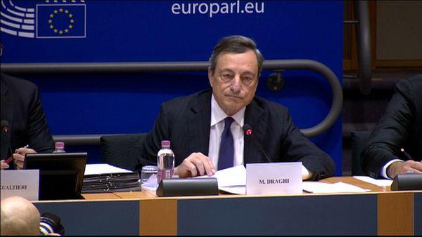 Draghi: Wirtschaftswachstum in Eurozone solide