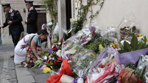 Italy slain officer