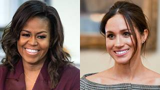 Meghan Markle interviews Michelle Obama about motherhood