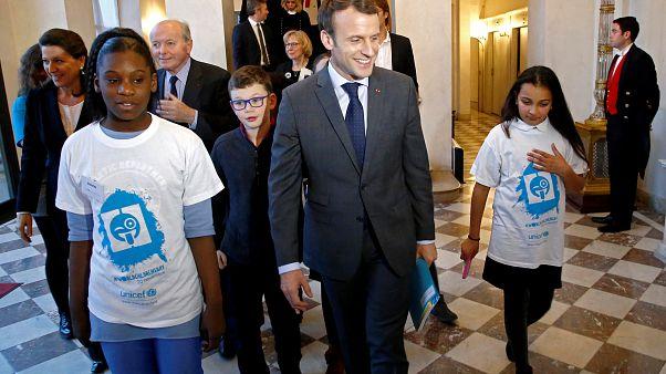 تقرير: وضع الأطفال اللاجئين في فرنسا يدعو للقلق