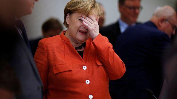 El dilema de Merkel: ¿nuevas elecciones o nuevas negociaciones?
