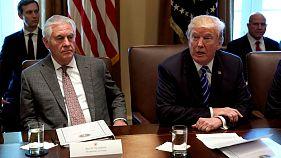 ترامپ کره شمالی را حامی تروریسم خواند