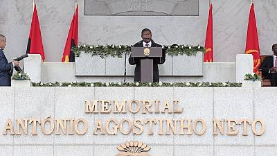 Angola president fires top security chiefs appointed by dos Santos
