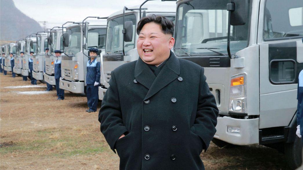 """Donald Trump: la Corea del Nord, """"un regime assassino"""""""