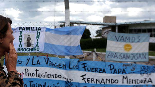 Fogy a levegő az eltűnt argentin tengeralattjárón