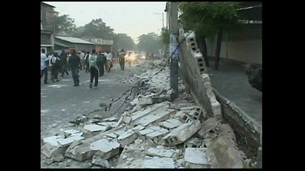 USA schicken fast 60.000 Erdbeben-Flüchtlinge zurück