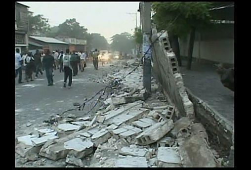 EUA quer expulsar milhares de refugiados do terramoto no Haiti