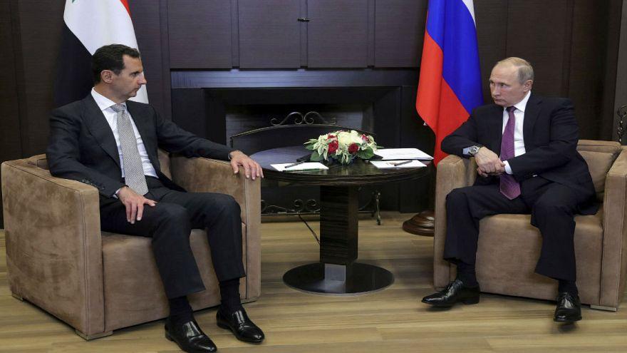 Kremlin: Putin, Erdoğan ve Ruhani ile görüşmesi öncesi Esad'la bir araya gelmek istedi