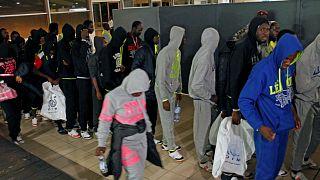Elfenbeinküste: 155 Migranten zurückgekehrt