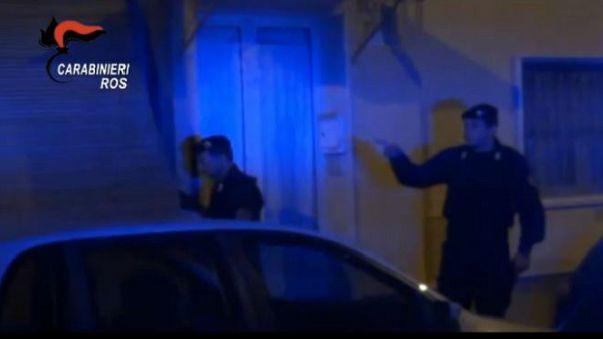 Líderes de clã mafioso detidos na Sicília