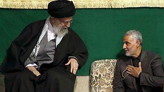 تبریک سلیمانی به علی خامنه ای؛ اعلام پایان داعش