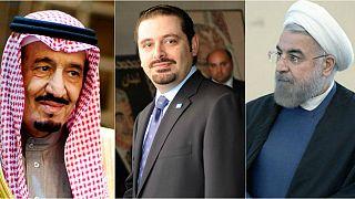الحريري يشرح طبيعة علاقته بابن سلمان وينتقد إيران