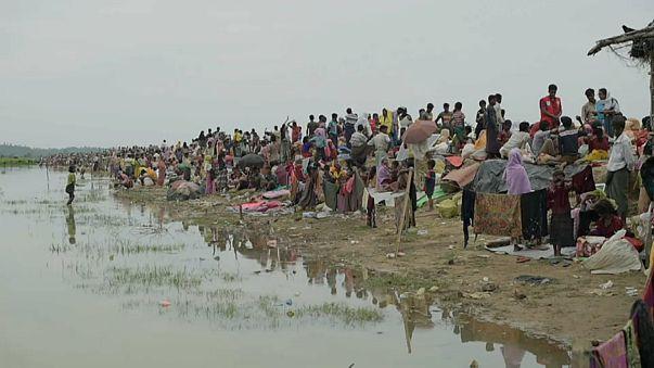 """AI denuncia un """"apartheid"""" contra los rohinyás en Birmania"""