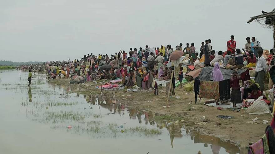 Treatment of Rohingya 'amounts to apartheid' - Amnesty International