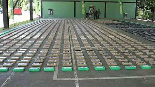 Panamá faz a maior apreensão de droga do ano