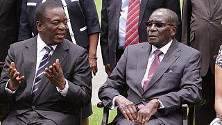 Zimbabwe: Mnangagwa calls on Mugabe to go