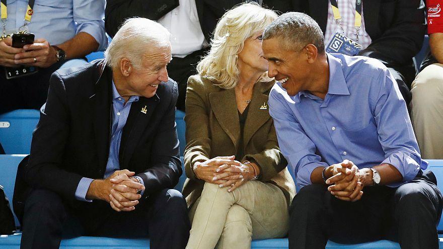 Obama gratuliert Biden - mit einem Meme