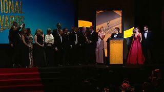 Kiosztották a Nemzetközi Emmy-ket