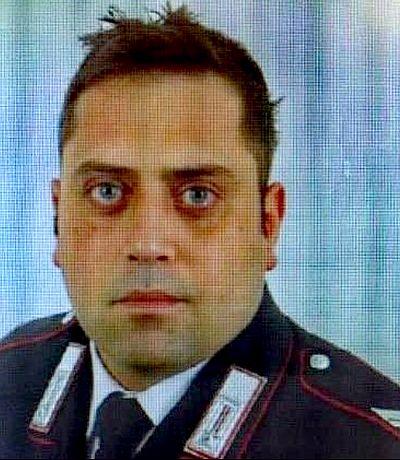 Carabinieri Officer Mario Rega was stabbed two death in Rome on July 26, 2019.