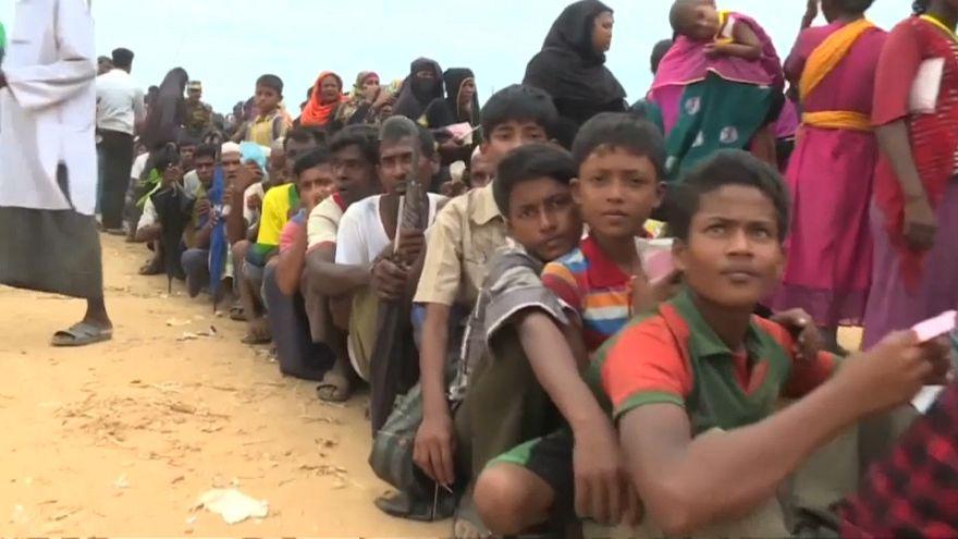 L'urgente bisogno di aiuto dei bambini Rohingya nel Bangladesh